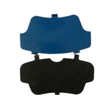 D1555 wholesale brake pad accessories brake pad shims for  cars