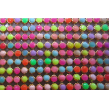Popular Hot Fix Mix Color Rhinestone Blanket 45*120cm