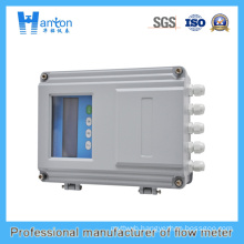 Normal-Temperature Clamp-on Ultrasonic Flowmeter for Standard