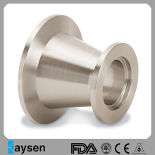 KF-KF conical reducer nipple Aluminum 6061-T6