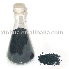 Charbon actif à base de charbon pour catalyseur ou catalyseur