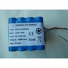 14.8V 10Ah military high energy batteries custom battery