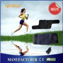 Nuevo diseño hacia fuera puerta usando el cojín eléctrico de la rodilla de la calefacción del USB