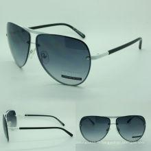 stock de lunettes de soleil pour hommes (03267 W25-637)