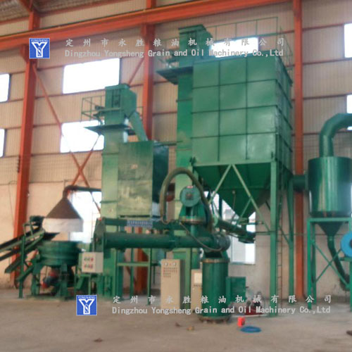 Bucket Elevator for groundnut oil mill