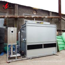 Sistema de torre de resfriamento de circuito fechado industrial