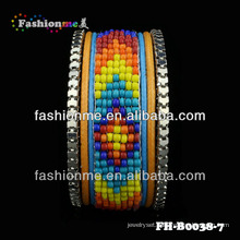 2014 new trend bracelet leather