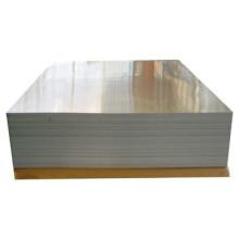 Ratio de revestimento 8% Placas de troca de alumínio de alumínio Material de solda de alumínio
