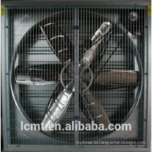 ventilador de ventilación refrigerado por aire de aves de corral e invernaderos fabricado en China