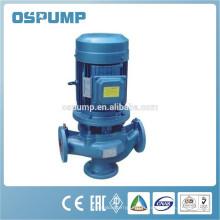 Pompe à lisier centrifuge doublée pour l'industrie générale