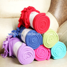 Multifunctional Fleece Blanket Air Conditioning Blanket for Wholesale