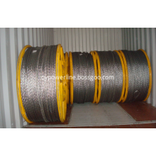 Anti twist electrical wire pulling rope
