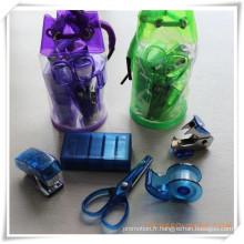 Set de papeterie de boîte de PVC pour le cadeau promotionnel (OI18011)