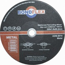 Cutting, Grinding and Roughening Wheels, Abrasives