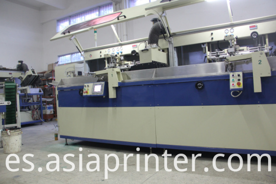 Automatic registration printing machine