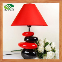 Modern Ceramic Table Light / Desk Light for Home Decoration