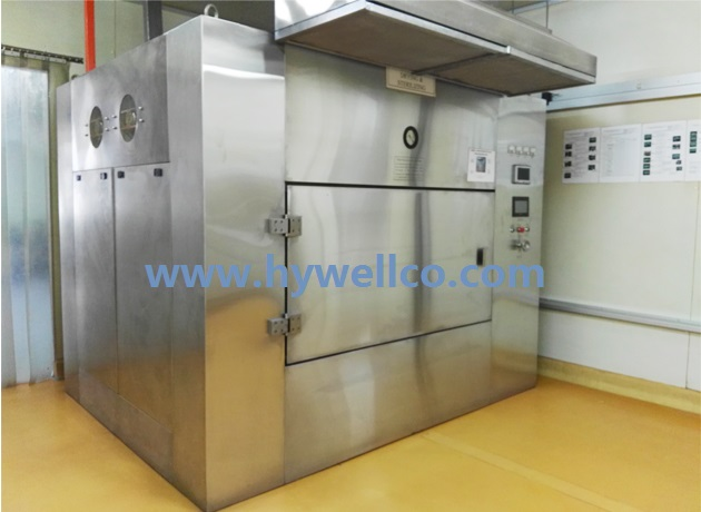 Medical Extract Drying Machinery