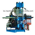 Before The Full Automatic Quick Vacuum Mould Hydraulic Molding Machine