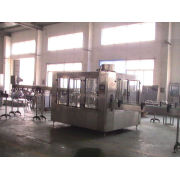 Electric 8000bph Carbonated Drink Filling Machine / Machinery For Carbonated Soft Drinks