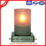 Stella paraffin liquid oil indoor wax candle lamp