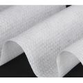 Tela 100% não tecida de Spunlace da tela de toalha da malha do algodão