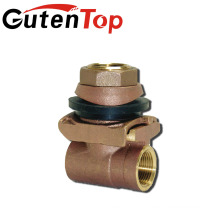 "GUTENTOP-LB 1"" Brass Pitless Adapter Rated At 150 PSI Use On Submersible Wells Up IN STOCK"