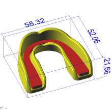 Wirtschaftlicher PRO Zahnweißungs-Zahnschutz für das Verpacken MMA