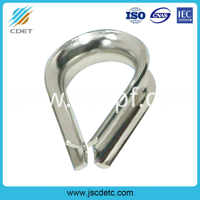 Thimble Clevis for Guy Grip