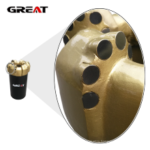 Diamond 6 wings Matrix body PDC core bit