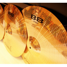 Top Grade B8 Drum Set Cymbals