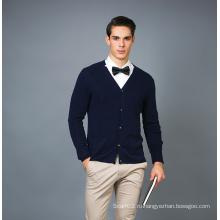 Мужская мода Casmere Blend Sweater 17brpv095
