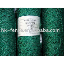 1 PVC Chichen Netz
