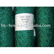 1 PVC chichen mesh
