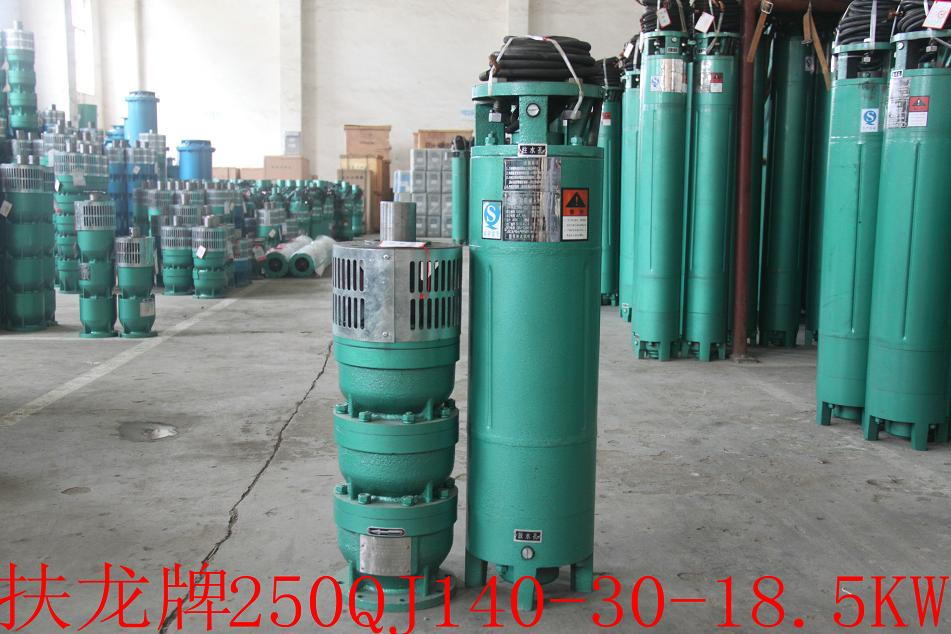 250QJ water irrigation pump