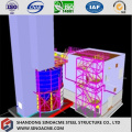 Ce認定プロフェッショナルデザイン重鋼構造ビル