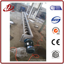 High efficiency Low cost flexible screw conveyor