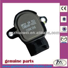 Sensor de posição do acelerador do carro para (d), Mazda, KI (A) OEM BP2Y-18-911A, MBP2Y-18-911