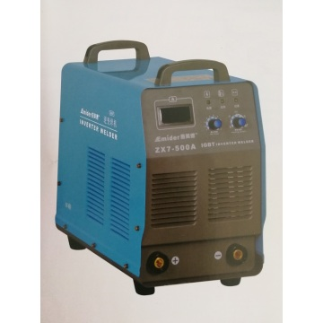 Manual Mesin Kimpalan Inverter