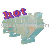Secador Rectilíneo Vibratorio-Fluidizado usado en monosodio
