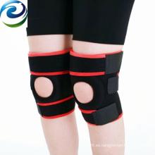 Sichuan Manufacturing Medical Care Soporte de rodilla de diseño más nuevo para uso personal