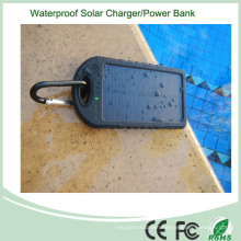 Waterproof Solar Power Bank 5000mAh with LED Light (SC-01)