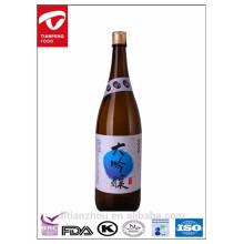 vino de sake de arroz