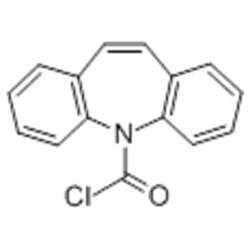 Dibenz[b,f]azepine-5-carbonyl chloride CAS 33948-22-0