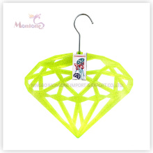 PP Plastic Diamond-Shaped Clothes Hanger (36*31cm)