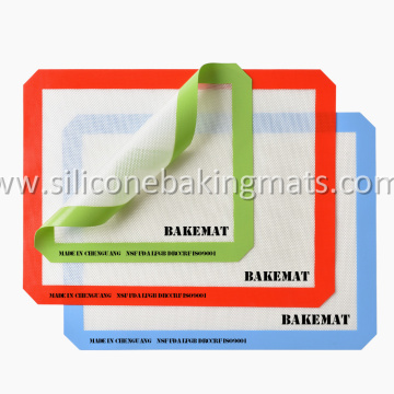 Online Manufacturer for Food Grade Silicone Baking Mat Silicone Colorful Baking Mat export to Luxembourg Supplier