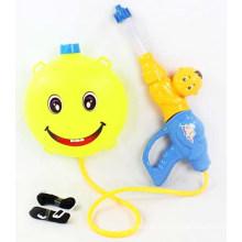 Smile Face Water Gun with Water Tank
