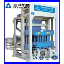 Máquina de moldeo de ladrillo de arcilla usada para la arcilla