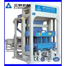 Máquina de moldagem de tijolos de argila usada para argila