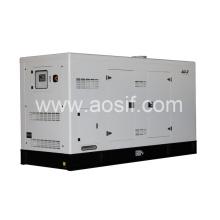 Doosan Generator mit schallisoliertem Schrank
