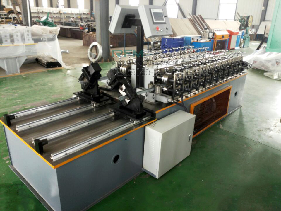Ceiling Steel Channel Roll Forming Machine